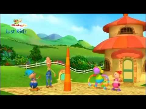 Grandpa Joe's Magical Playground - Baby TV English