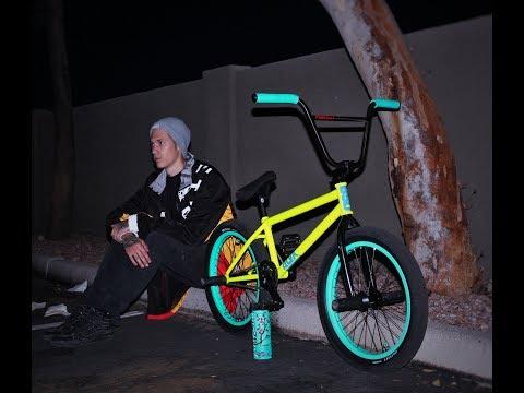2019 BMX Bike Build + Bike Check & Riding