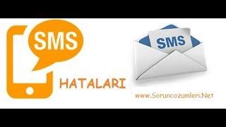 Sony telefonlar için SMS hatası çözüldü !!!