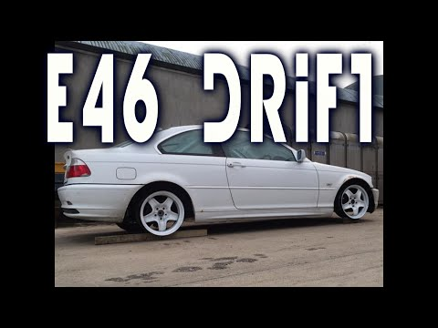 Fresh Drift budujemy e46 do driftu #1