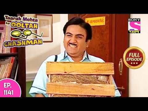 Taarak Mehta Ka Ooltah Chashmah - Full Episode  1141 -  22nd  May, 2018