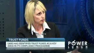 Wealthy South Africans and Their Trusts