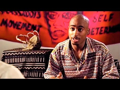 2Pac - BET Interview (1994) [Black Lives Matter]