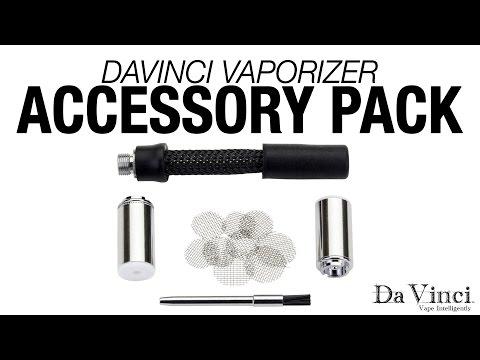 DaVinci Vaporizer – Accessory Pack Overview