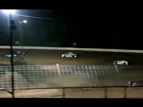 Bomber Heat #1 at Deep South Speedway 4-20-2013