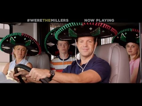 We're the Millers - Now Playing Spot 4