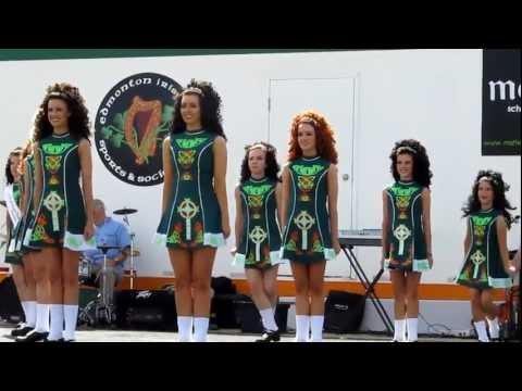 Irish Dance @ Edmonton Heritage Festival 2011 [HD]