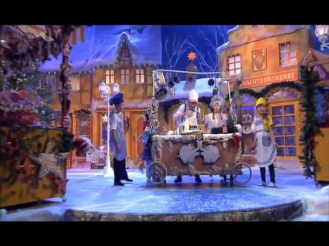 in der weihnachtsbäckerei otto