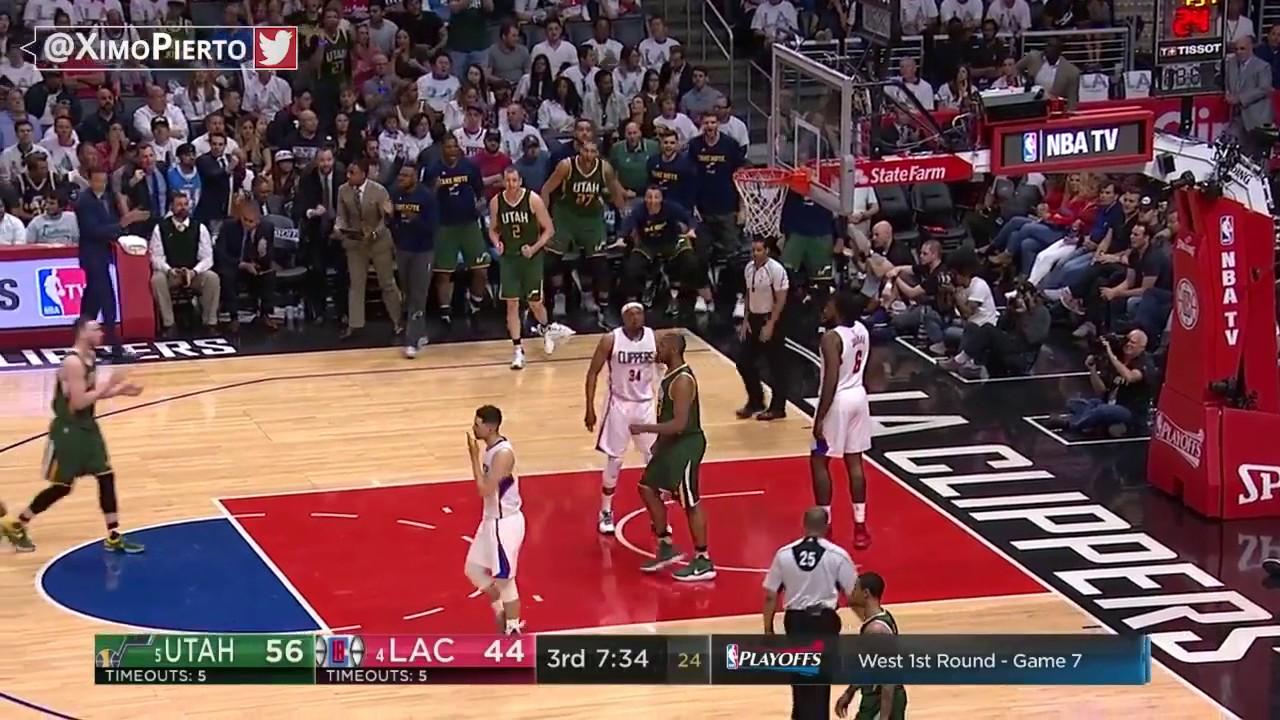 Utah Jazz vs LA Clippers Full Game ...