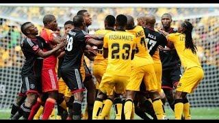 Orlando Pirates vs Kaizer Chiefs- Soweto Derby- Best Goals, Skills, Fights and more