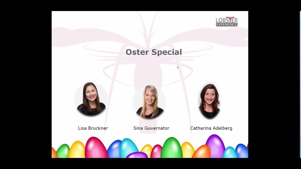 Oster-Special!