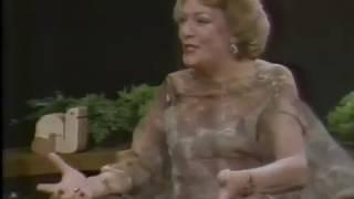 Christine Jorgensen, Tom Snyder, 1982 Interview and Song