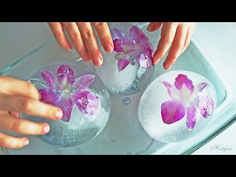 Ice decorative