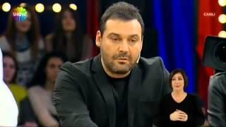 Okan Bayülgen Makina Kafa Duygusal Anlar Yaşar Bir Selam Çak 15 Aralık 2013