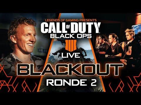 Dirk Kuyt, Yarasky, Don en Tommie in BLACKOUT | Call of Duty: Black Ops 4 LIVE