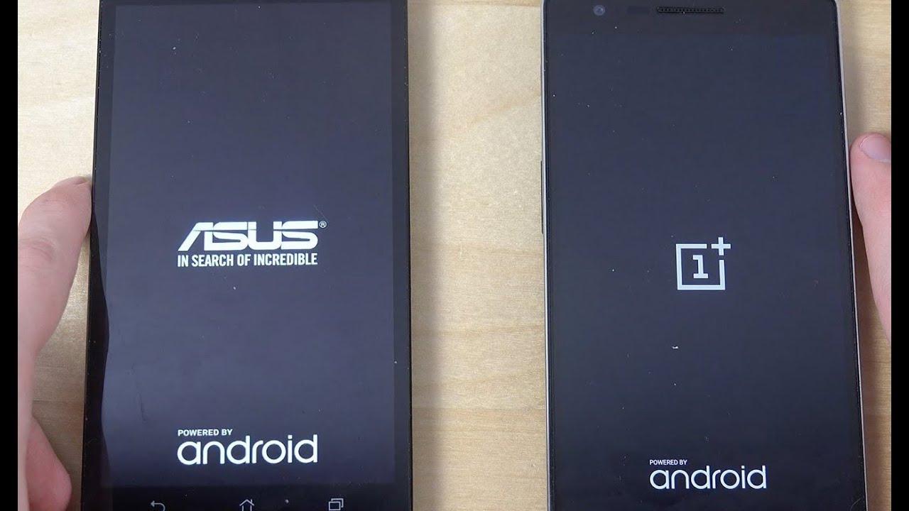 OnePlus X Vs Asus Zenfone 2 Laser ZE551KL