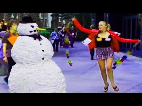 funny-scary-snowman-hidden-camera-practical-joke---season-1-episode-13