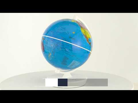 Oregon Scientific Starry Globe - Constellation Night Light and Augmented Reality