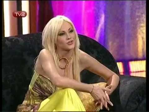 Никол в вечерното шоу на Азис (26 Март 2008) Azis`s Show