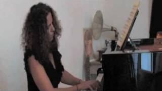 JS Bach - Largo BWV 973 - Racha Arodaky, piano