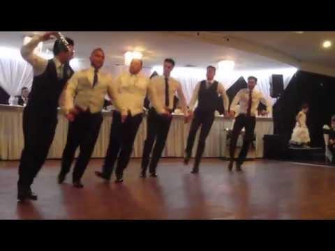 Turkish wedding folk dances (dugun gecesi tamzara)