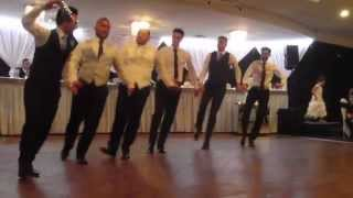 Traditional Turkish wedding folk dance (Tamzara oyun havasi)