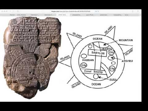 Anunnaki Map 7,000 Years Old Discovered - Look!