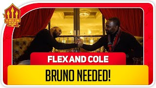 Bruno Fernandes Needed! Andy Cole United Stand Interview