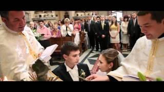 Вінчання Богдана та Анни(Церква Пресвятої Євхаристії (Домініканський собор) Dominican cathedral Lviv., 2012-03-27T11:14:41.000Z)