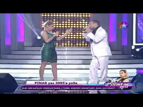 Pınar & İsmail - Nasip Değilmiş  (Popstar 2013 )
