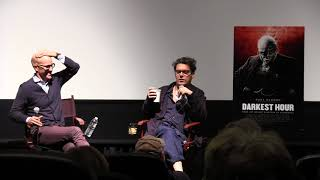 Darkest Hour - Joe Wright Q&A