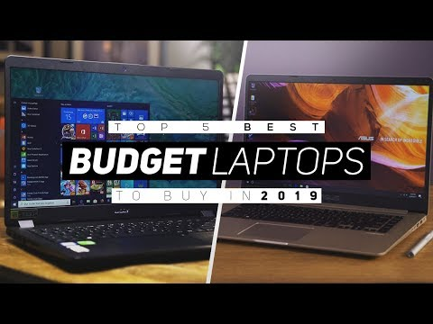 Top 5 Best Budget Laptops To Buy In 2019!