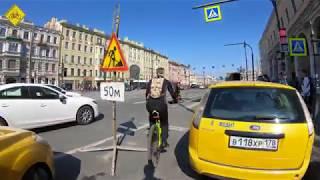 Вело Тосно в Санкт-Петербурге 2018