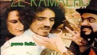 Admirável gado novo - Zé Ramalho - Karaokê completo