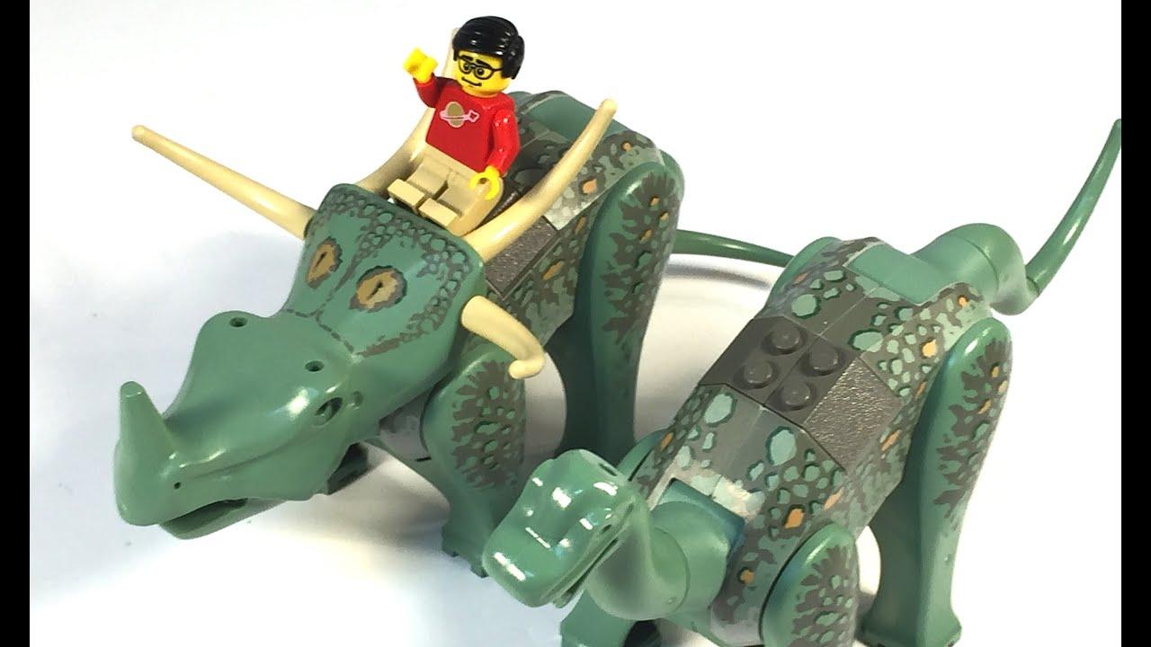 Lego styracosaurus
