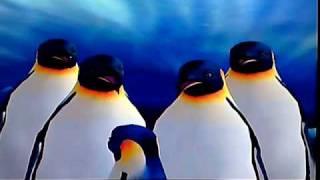 Happy Feet auf der Nintendo Wii mit den LG KC 910 aufgenommen