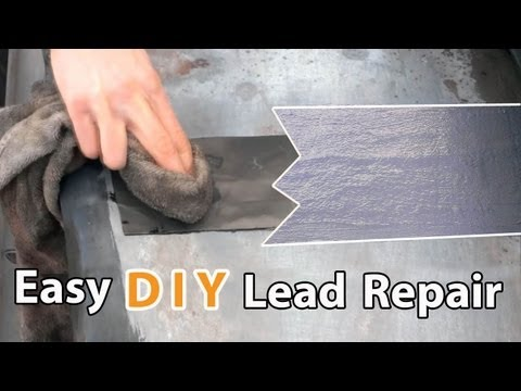 Lead and Flat Roof Repair - Stop Flat Roof Leaks