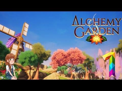 First Look at Alchemy Garden! |