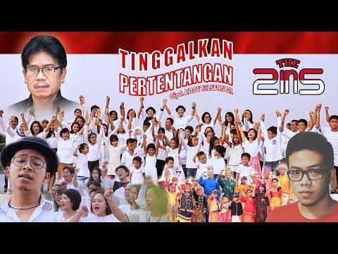 THE 2INS - TINGGALKAN PERTENTANGAN ( Original Song )