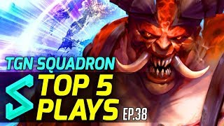 TGN Squadron's Top 5 Plays in Heroes of the Storm | Episode 38