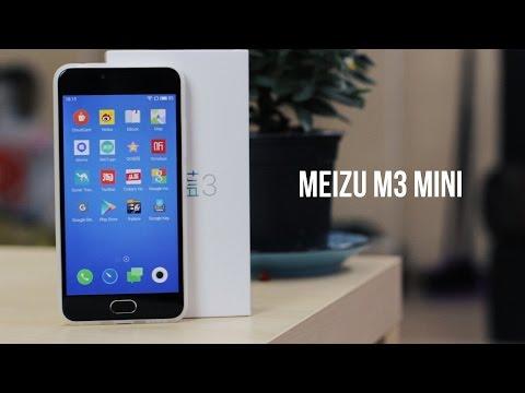 Meizu M3 Mini: распаковка и первое впечатление. Заявка на лучший ультрабюджетник 2016!