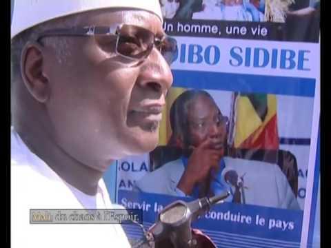 Mali, le coup d'état du Capitaine Sanogo du 21 Mars 2012