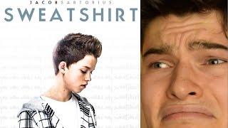 Sweatshirt - Jacob Sartorius REACTION