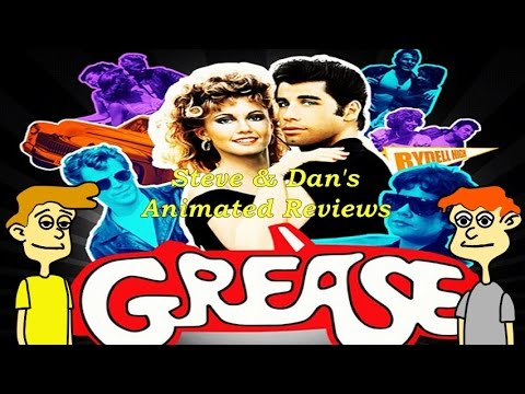 grease movie review youtube