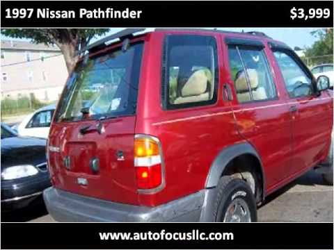 1997 nissan pathfinder used cars newark nj youtube. Black Bedroom Furniture Sets. Home Design Ideas