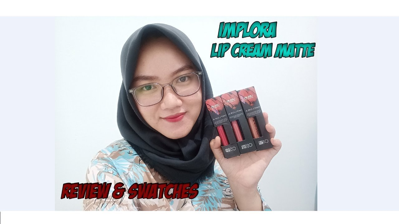 Lipstik Implora No 1 Dan 2 | Julakutuhy.co