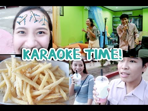 OPM KARAOKE + Let it go (FROZEN) BEST PLASTIC COVER EVER (Philippines) | Christian Layese