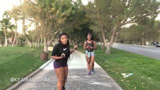 Jump rope Cardio Blast (FAT BURNER) with Keaira LaShae
