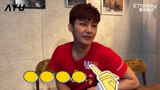 [Eng Subs] 180428 ET Today Interview with Aaron Yan