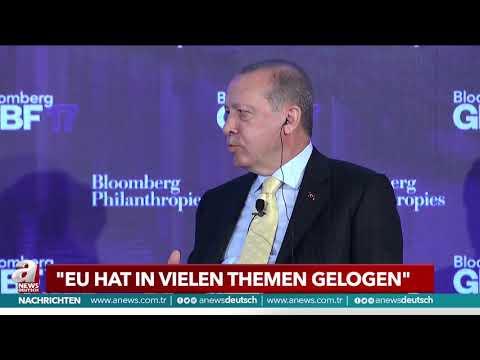 Gabriel fragt - Erdogan antwortet | A NEWS DEUTSCH